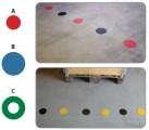 Zobrazit detail - Podlahové značení 5S - kruhy