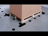 Zvětšit fotografii - DuraStripe podlahové značení 5S - kruhy