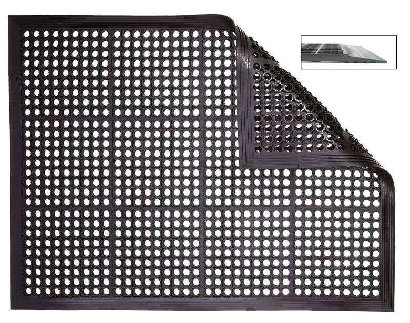 Zvětšit fotografii - ERGOMAT Industry protiúnavová rohož 90 x 120 cm