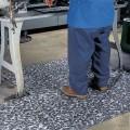 Zvětšit fotografii - MRCP 7645 - Koberec zpevněný se vzorem a perforací