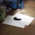 Zvětšit fotografii - OPS 5040 - Olejové rohože střední, perforované