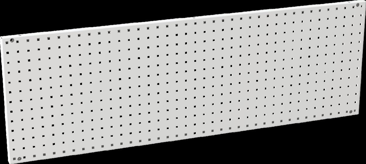Zvětšit fotografii - Q-systém panel na stěnu QSP 03A 49,4x148,2x2 cm Kovos