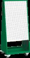 Zvětšit fotografii - Q-systém panel pojízdný PPV 02B 71x162x60 cm Kovos