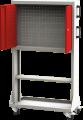 Q-systém panel pojízdný jednostranný 1410x837x20 cm