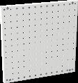 Zobrazit detail - Q-systém panel na stěnu 49,4x49,4x2 cm