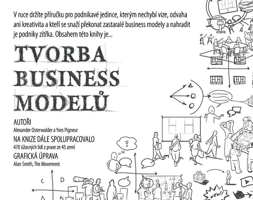 Zvětšit fotografii - Tvorba business modelů