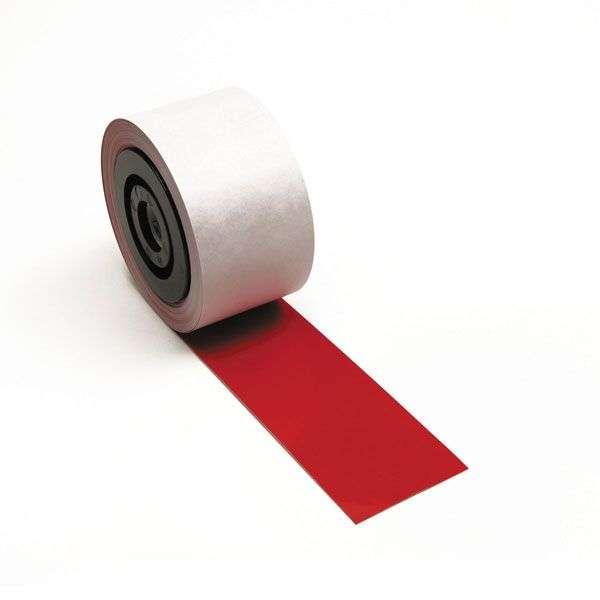 Zvětšit fotografii - Brady Vinylová páska - venkovní (nejvyšší kvalita) červená pro MiniMark Tape B-595, délka 30 m
