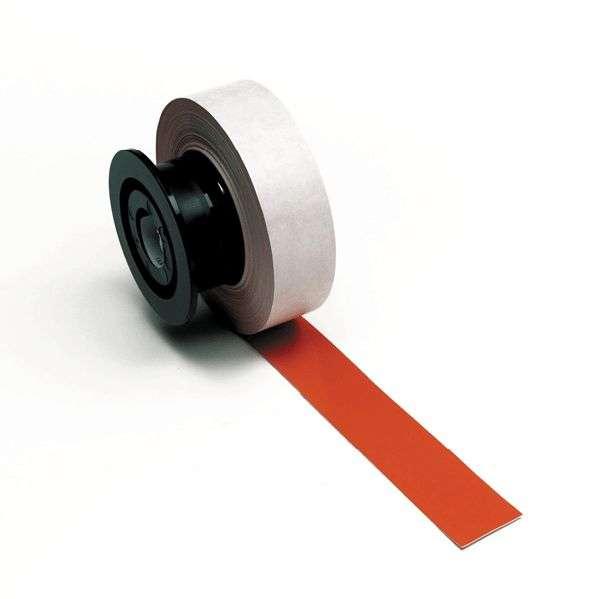 Zvětšit fotografii - Brady Vinylová páska - venkovní (nejvyšší kvalita) oranžová pro MiniMark Tape B-595, délka 30 m