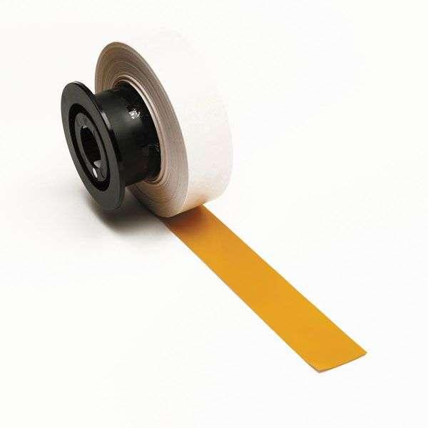 Zvětšit fotografii - Brady Vinylová páska - venkovní (nejvyšší kvalita) žlutá pro MiniMark Tape B-595, délka 30 m