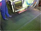 Zvětšit fotografii - ERGOLASTEC oil pracovní protiúnavová rohož 1350 x 1000 x 19 mm wet