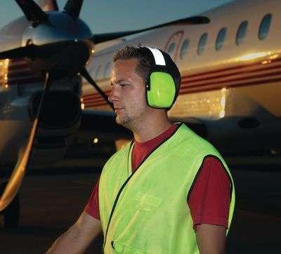 Zvětšit fotografii - Klapky na uši – Neon - Klapky na uši - standard 32/34 dB