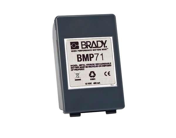 Zvětšit fotografii - Brady Náhradní baterie k tiskárně Brady BMP™71