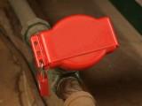 Zvětšit fotografii - Brady Nastavitelný uzávěr ventilů Lockout-Tagout