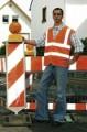 Zvětšit fotografii - Ochranná výstražná vesta podle EN 471