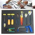 Zvětšit fotografii - Pěnová forma na nářadí pro zásuvky, skříňky apod.