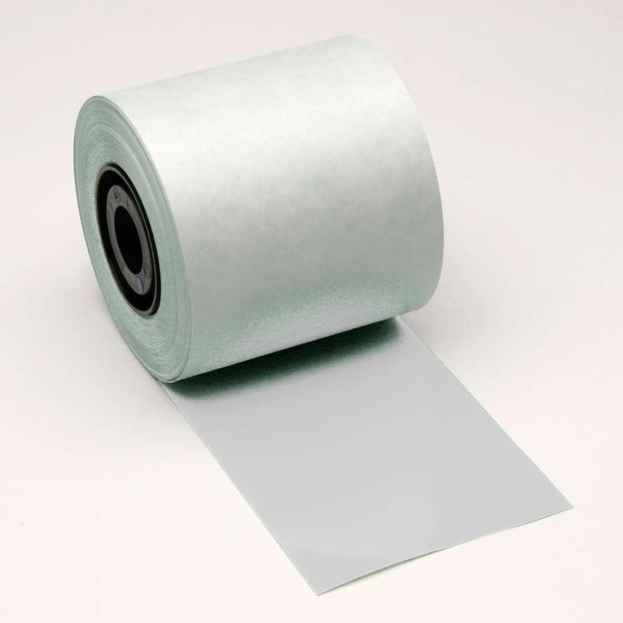 Zvětšit fotografii - Brady Vinylová páska - venkovní bílá B-7569, délka 35 m