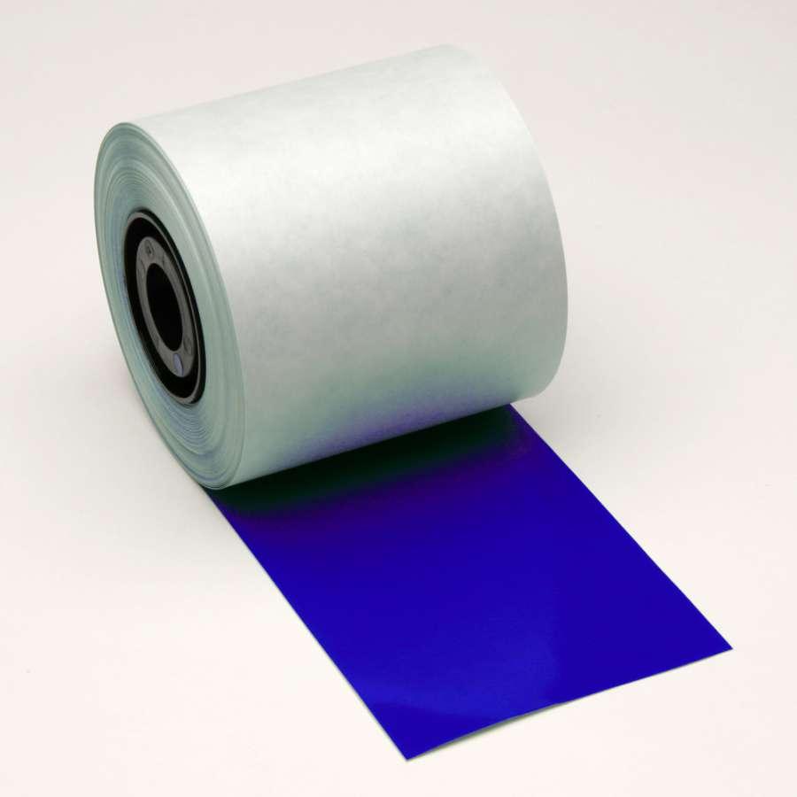 Zvětšit fotografii - Brady Vinylová páska - venkovní modrá B-7569, délka 35 m