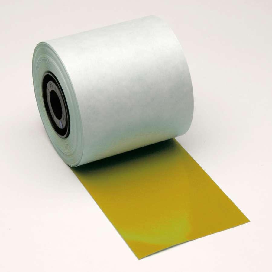 Zvětšit fotografii - Brady Vinylová páska - venkovní (nejvyšší kvalita) zlatá pro MiniMark Tape B-595, délka 30 m