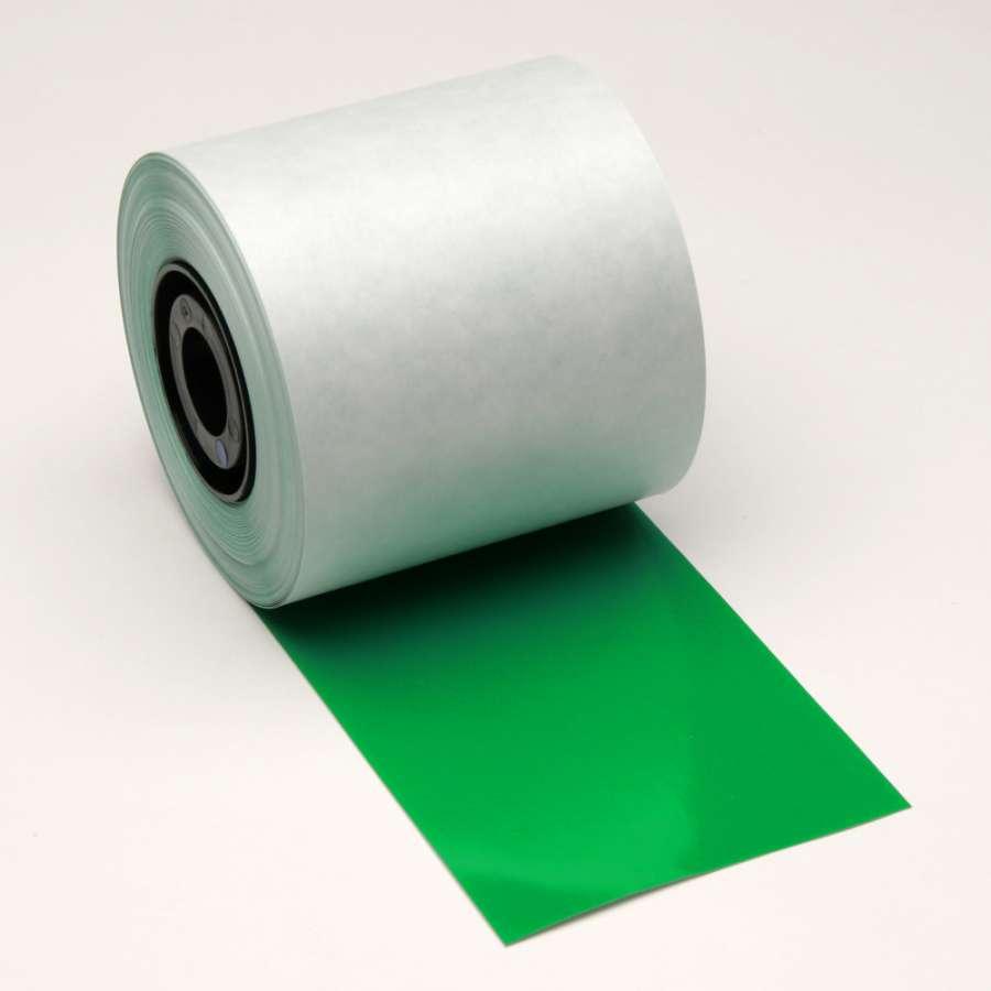 Zvětšit fotografii - Brady Vinylová páska - venkovní zelená B-7569, délka 35 m