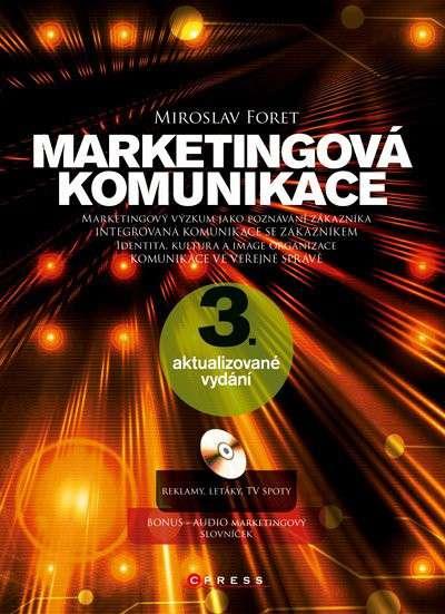 Zvětšit fotografii - Marketingová komunikace kniha + DVD