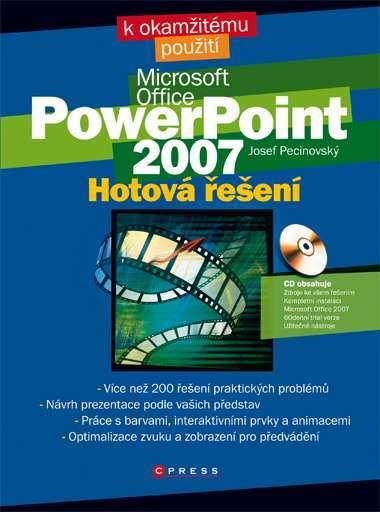 Zvětšit fotografii - Microsoft PowerPoint 2007