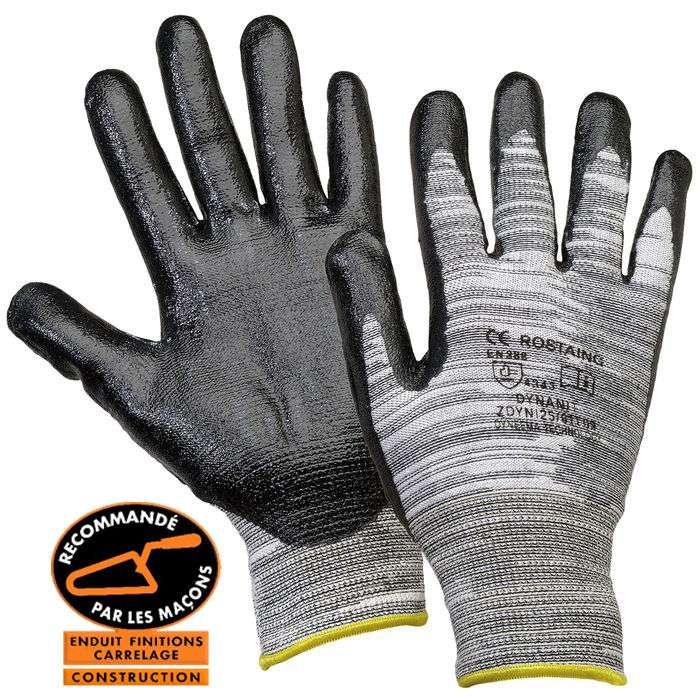 Zvětšit fotografii - Rostaing Pracovní rukavice DYNAPRO