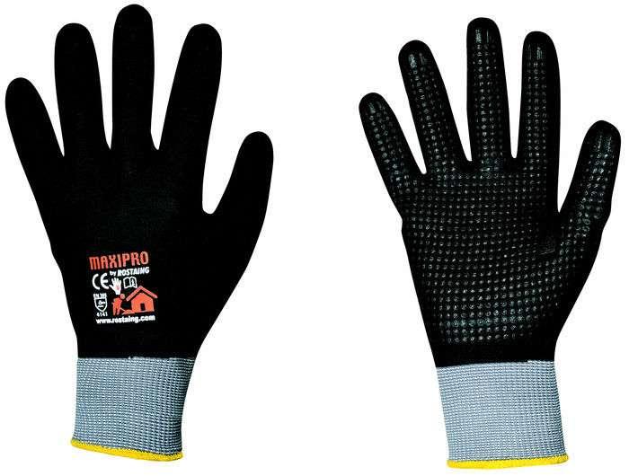 Zvětšit fotografii - Rostaing Pracovní rukavice Maxipro