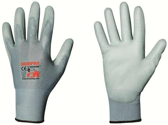 Zvětšit fotografii - Rostaing Pracovní rukavice SKINPRO