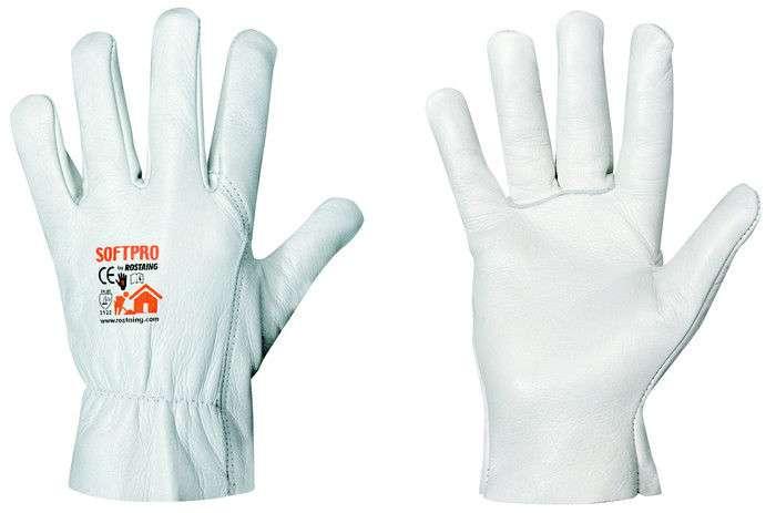 Zvětšit fotografii - Rostaing Pracovní rukavice SOFTPRO