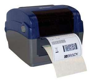Zvětšit fotografii - Brady BBP11 Tiskárna štítků Brady