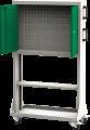 Zvětšit fotografii - Q-systém panel pojízdný oboustranný PPV 04A 1410x837x500 Kovos
