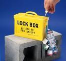 LOCK BOX - skupinový uzamykatelný box
