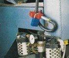 Zvětšit fotografii - Brady rychlouzávěr tlakových hadic