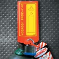 Zobrazit detail - Uzávěr plynové bomby Lockout Brady