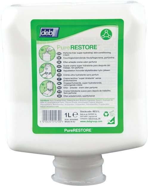 Zvětšit fotografii - WS DEB PURE RESTORE hydratační krém na ruce 6x1l